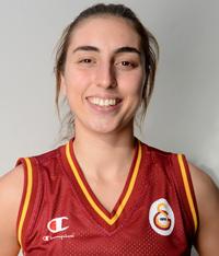 Galatasaray kadın basketbol takımı kadro - Ayşe Cora