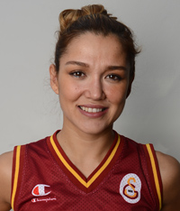 Galatasaray kadın basketbol takımı kadro - Esra Şencebe