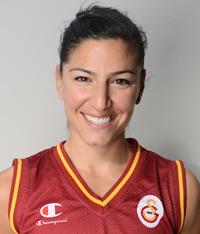 Galatasaray kadın basketbol takımı kadro - Şebnem Kimyacıoğlu