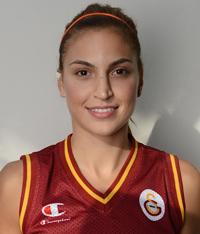 Galatasaray kadın basketbol takımı kadro - Yasemen Saylar