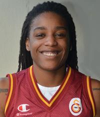 Galatasaray kadın basketbol takımı kadro - Shavonte Sade Zellous