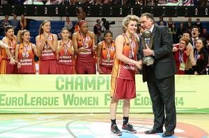 Galatasaray Odeabank ELW Şampiyonu