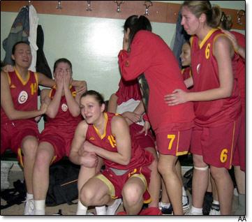 Galatasaray küme düşüyor