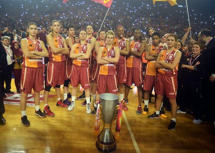 Galatasaray Şampiyonluk Pozu