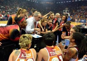 Galatasaray Odeabank TKBL Final Maçı