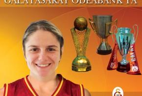Jelena Dubljevic Galatasaray Odeabank'ta
