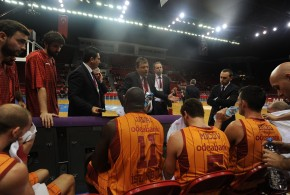 Galatasaray Liv Hospital Eskişehir Maçını Rahat Kazandı