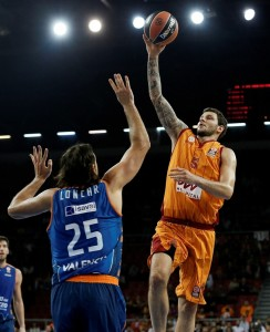 Valencia - Galatasaray | Vladimir Micov