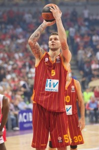 kizilyildiz galatasaray euroleague vladimir micov