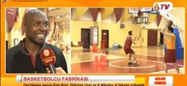 VIDEO | Aslan Yuvası – Genç Basketbol Takımımız (GSTV)