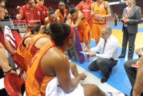 Galatasaray Odeabank TKBL'de Namağlup