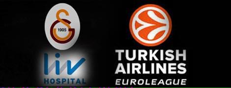 Galatasaray'ın EuroLeague Top 16 Rakipleri Belli Oldu