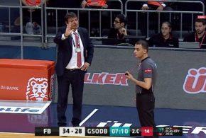 Hakemler, Murathanoğlu, Türk basketbolu… Ne mutlu ki Galatasaray var!